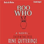 Boo Who: The Boo Series #2 | Rene Gutteridge