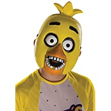 Rubies Costume Five Nights at Freddy's Chica Child's Half Mask