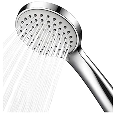 High Pressure Shower Head Handheld Adjustable Replacement For Your Bathroom Showerhead