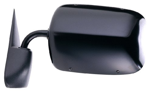 Fit System 60016C Dodge Pick-Up Driver Side Replacement OE Style Manual Folding Mirror