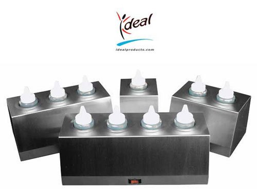 Ideal-Economy-Four-Gel-Bottle-Warmer-8oz-bottle