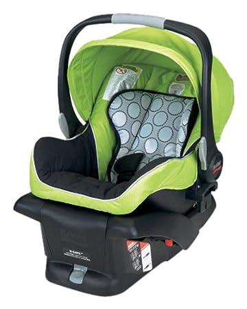 Britax B Safe Infant Car Seat Kiwi Prior Model
