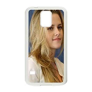 Kristen Stewart Celebrity0 0 Samsung Galaxy S5 Cell Phone Case White yyfabc_995140