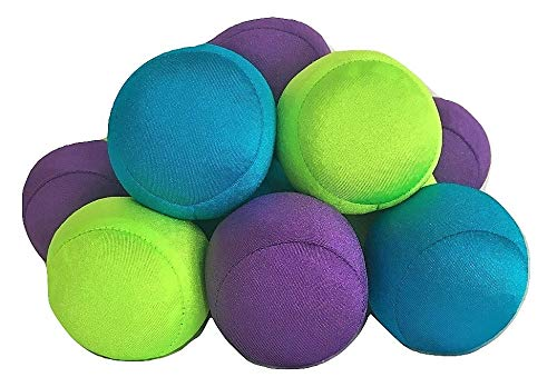 Lavender Luvies Lavender Stress Balls, Assorted Colors 6 Pack by Lavender Luvies
