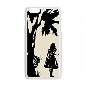 Alice anime cartoon Cell Phone Case for iPhone plus 6 by icecream design