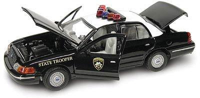 B2B Replicas GEA27142 Gearbox - Wyoming Highway Patrol