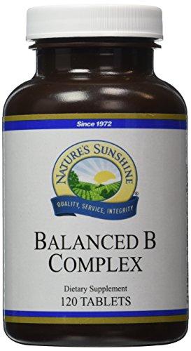 Balanced B Complex (120) by Nature's Sunshine