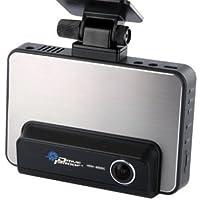 DRIVE PROOF LCD TOUCHSCREEN DUAL HD CAR CAMERA - HDH-4000C