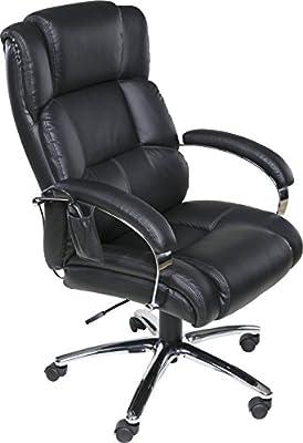 Relaxzen 60-6840 Executive 6-Motor Massage Chair with Lumbar Support & Heat