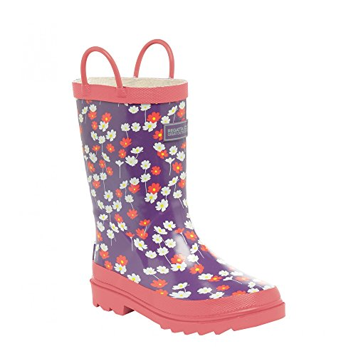 Regatta Minnow junior Wellington Boot Duchess 12