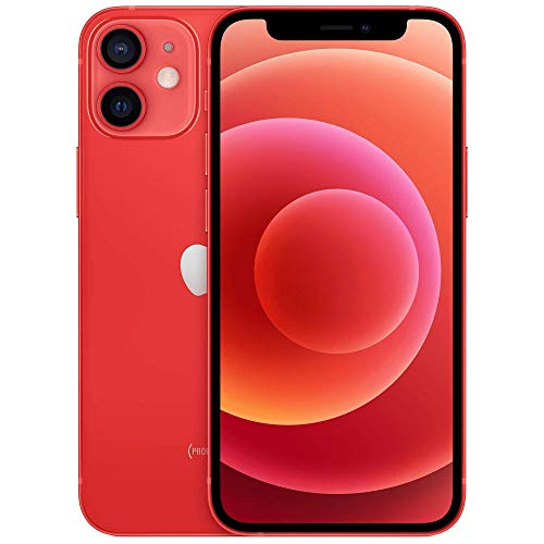 Apple iPhone 12 Mini 128GB (A2399) 5G Factory Unlocked GSM International Version - Product Red