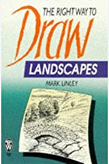 Right Way to Draw Landscapes (Right Way S.) Paperback