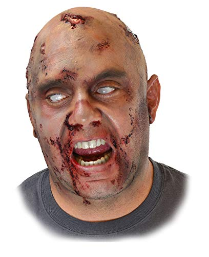 Woochie Classic Bald Caps - Professional Quality Halloween Costume Makeup - Zombie -