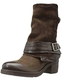 Miz Mooz Women's Sargent Boot with Buckle Accent