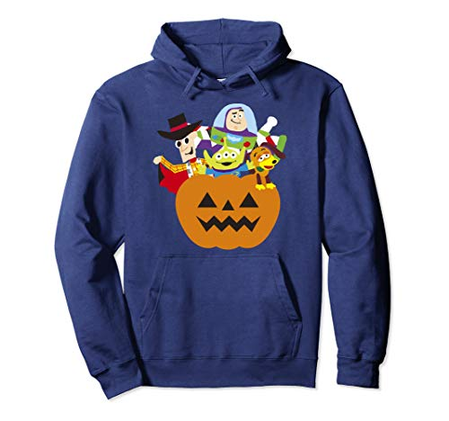 Disney Pixar Toy Story Halloween Pumpkin Graphic