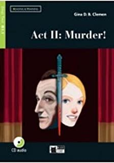 Act II: murder! Con App. Con CD-Audio (Reading & Training