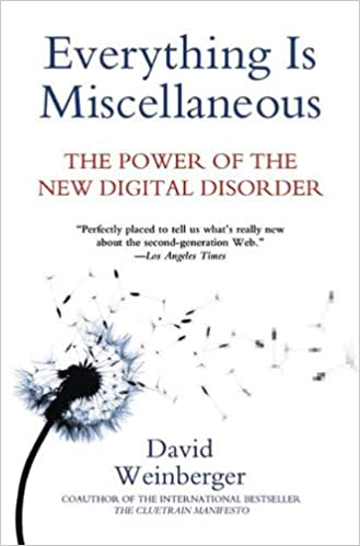 Amazon everything is miscellaneous the power of the new amazon everything is miscellaneous the power of the new digital disorder ebook david weinberger kindle store fandeluxe Images