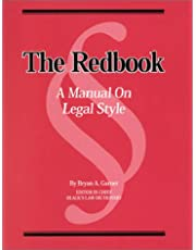 The Redbook: A Manual on Legal Style