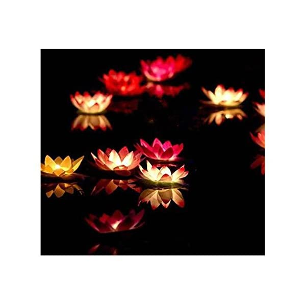 Lilith-li-Festive-Party-Solo-Pond-Water-Blew-Lamp-Wishing-Lamp-Lotus-Flower-Lotus-Lamp-Pray-for-blessings-20PCS