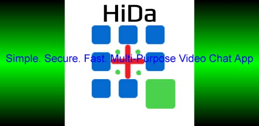Amazon com: HiDa! - The Video and Audio Chat App: Appstore for Android