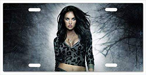 YIGUBIGU Custom Jennifer's Body Megan Fox Metal License Plate 6
