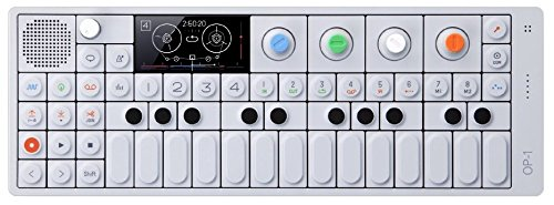 Teenage Engineering 002.AS.001 OP-1 Mini Synthesizer Pack Drum Midi Files