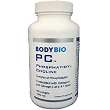 BodyBio/E-Lyte, BodyBio PC 100 softgels