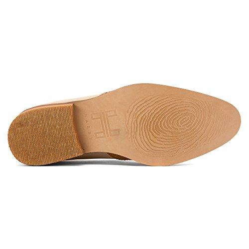 Naia-schoenen Met Stevige Dames Honing / Bot