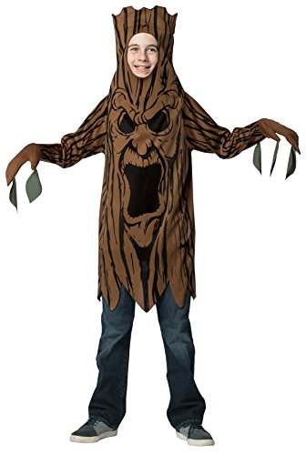 Babe Come See This Kids Scary Costumes Comic - Rasta Imposta Boy's Scary Haunted Tree