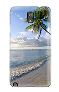 Premium Case With Scratch Resistant Sunshine At The Beach Case Cover For Galaxy Note 3