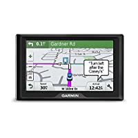 Garmin 010-01678-12 Drive 51LMT-S 5 Inch Sat Nav with Lifetime Map Updates for UK, Ireland and Full Europe and Free Live Traffic - Black