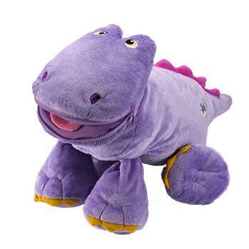 Stuffies Stomper the Dinosaur (Costume Center Promo Codes)