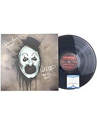 David Howard Thronton & Damien Leone signed vinyl record Terrifier Art the Clown