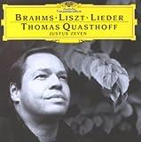 Lieder von Brahms und Liszt