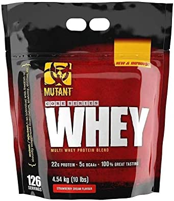 Mutant Whey 10lbs Chocolate