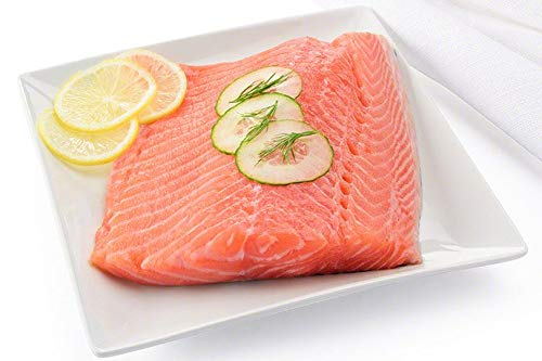 Maine Lobster Now - North Atlantic Salmon Fillet (3LBS) ()