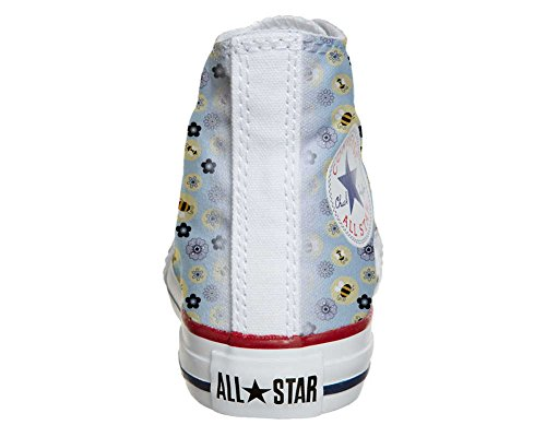 Converse All Star Customized - Zapatos Personalizados (Producto Artesano) API & Fiori