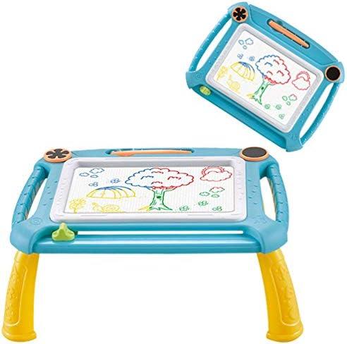 ポータブル 子供のためのミニ磁気描画ボード-旅行サイズの消去可能な落書きボードセットは子供のためのアート用品&パーティーの好意に最適です、子供教室の賞品 贈り物