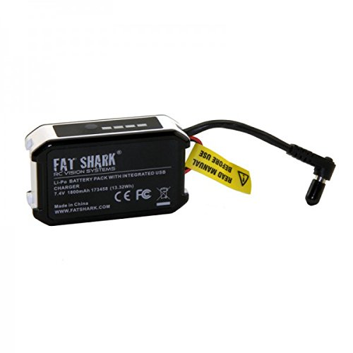 The Best Fat Shark Hdo Battery Pack