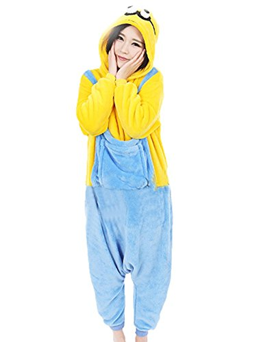 Superflausch kigurumi pyjama-moi, moche et méchant