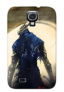 Crazinesswith Faddish Phone Dark Souls Case For Galaxy S4 / Perfect Case Cover