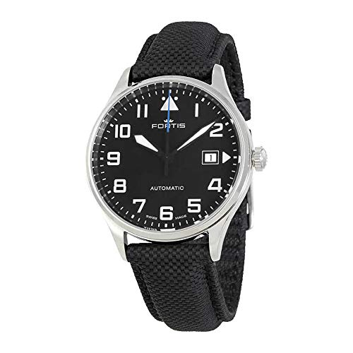 Fortis Aviatis PILOT CLASSIC DATE 40mm Swiss Automatic Day/Date watch 902.20.41