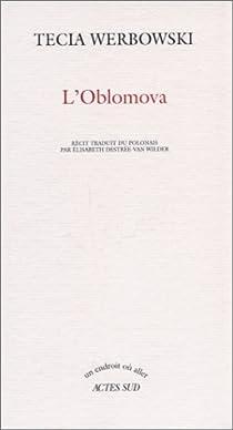 L'Oblomova par Werbowski