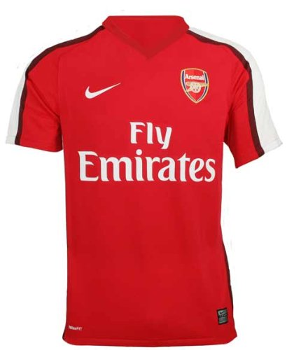 Arsenal Home Shirt 08-10