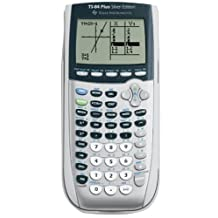 TI-84 Plus Graphing Calculator (Silver)