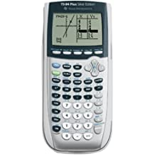 TI-84 Plus Silver Edition (silver)