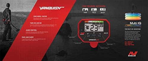 Minelab Vanquish 340 - Detector de metales: Amazon.es: Deportes y aire libre