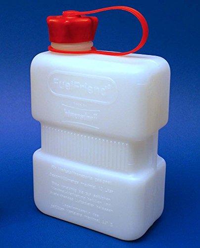 3 opinioni per FuelFriend®-PLUS CLEAR- Tanica da 1,0 litro