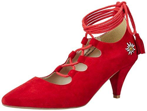 Andrea Conti 3003422 - Tacones Mujer rojo (rojo)