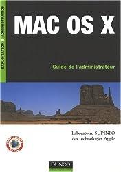 Mac OS X : Guide de l'administrateur